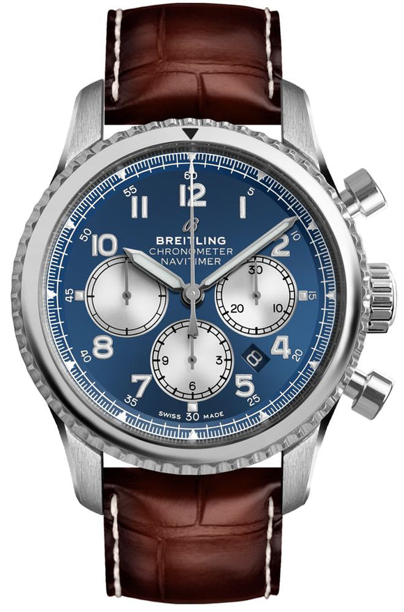 Breitling Navitimer 8 Chronograph Automatic Chronometer - The Luxury Well