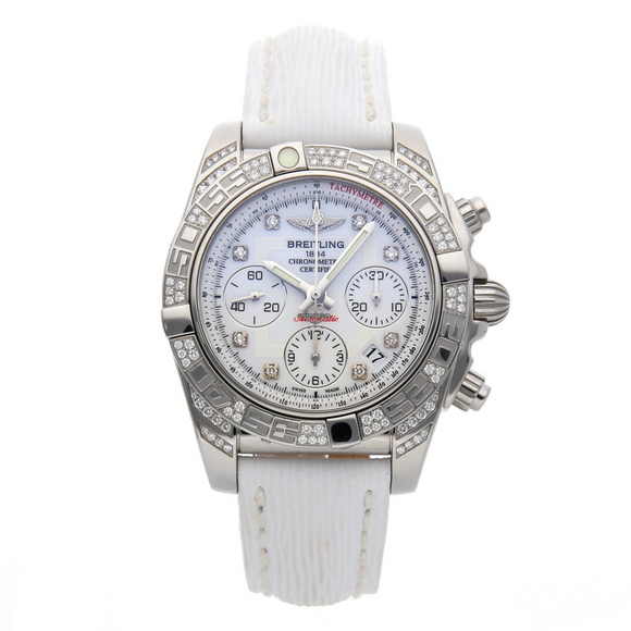 Breitling Chronomat 41 Stainless Steel - The Luxury Well