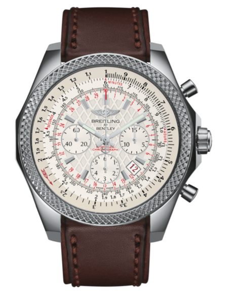 Breitling Bentley B06 Stainless Steel 49mm Dial - The Luxury Well