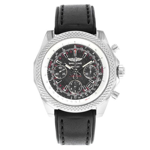 Breitling Bentley B06 Stainless Steel Black 44m - The Luxury Well