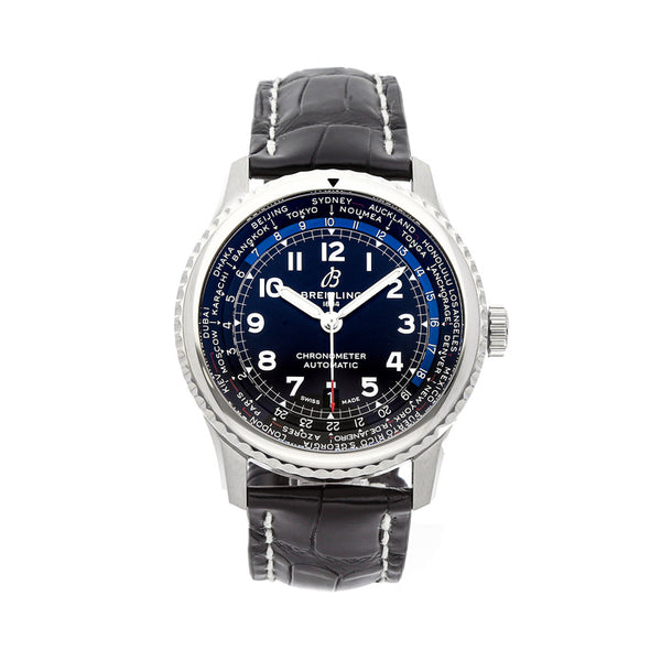 Breitling Aviator 8 B35 Automatic Unitime 43 - The Luxury Well