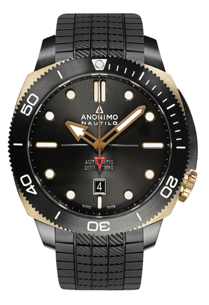 Anonimo NAUTILO AUTOMATIC - The Luxury Well