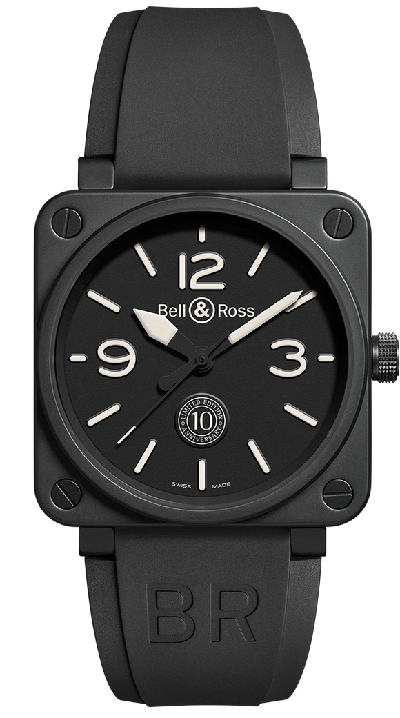 Bell & Ross BR 01-92 - The Luxury Well