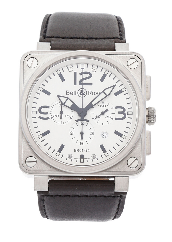 Bell & Ross Aviation BR 01-94 - The Luxury Well