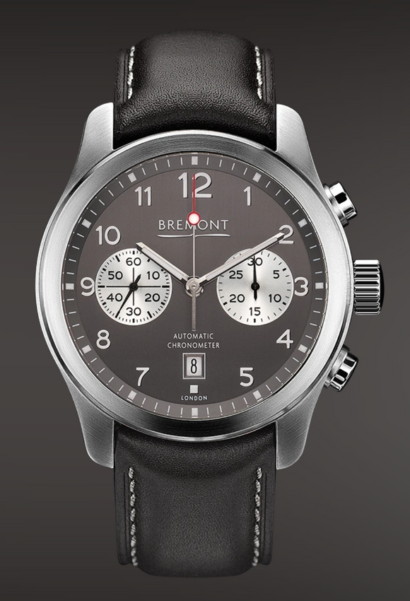 Bremont ALT1-C Anthracite Stainless Steel - The Luxury Well