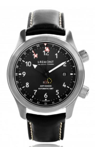 Bremont Martin Baker Stainless Steel GMT - The Luxury Well