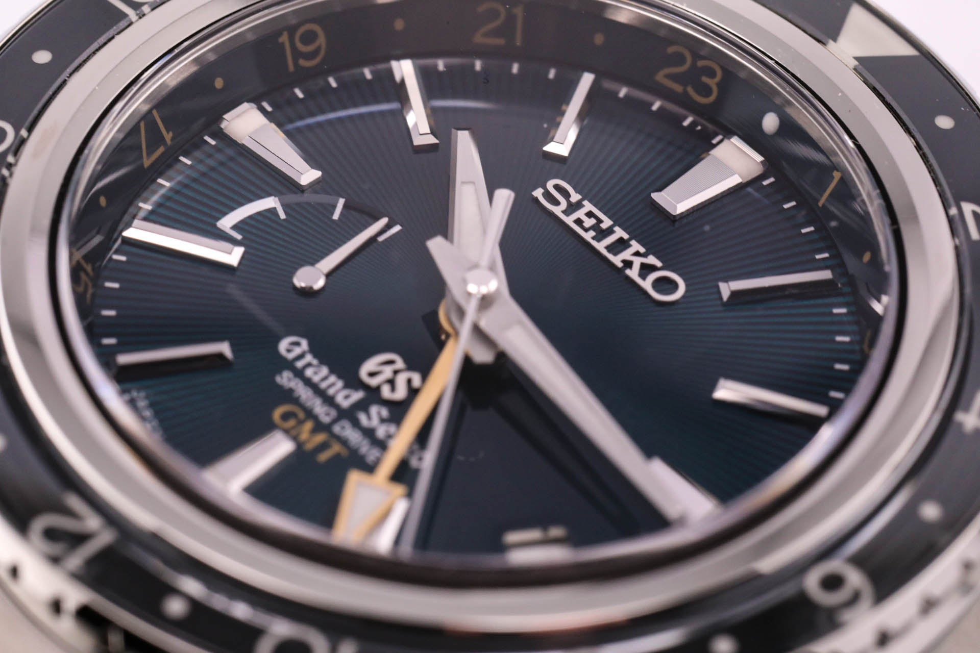 Seiko Grand Seiko Spring Drive GMT Limited Edition