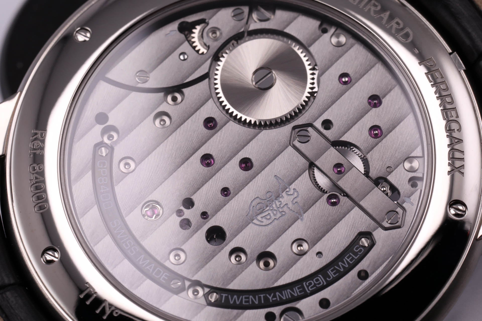 Girard Perregaux Bridges Neo Bridges Automatic (inspired Neo-Tourbillon)