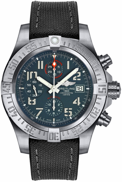 Breitling Avenger Bandit Automatic Chronograph - The Luxury Well