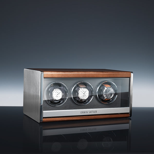 Erwin Sattler Rotalis 3 - High Precision iOS/Android Programmable Watch Winder - The Luxury Well