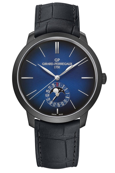 Girard Perregaux 1966 Earth to Sky Edition Blue Moon - The Luxury Well