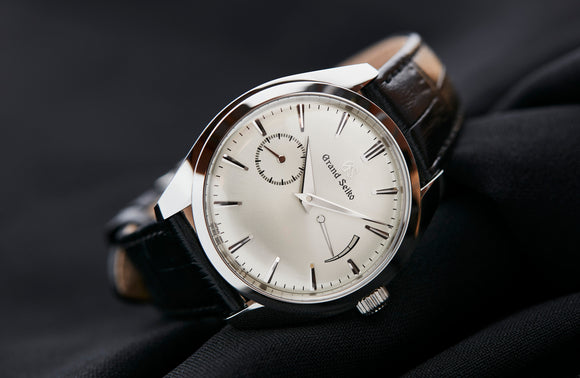 Seiko Grand Seiko Limited Edition SBGK007 White Mt. Iwate - The Luxury Well