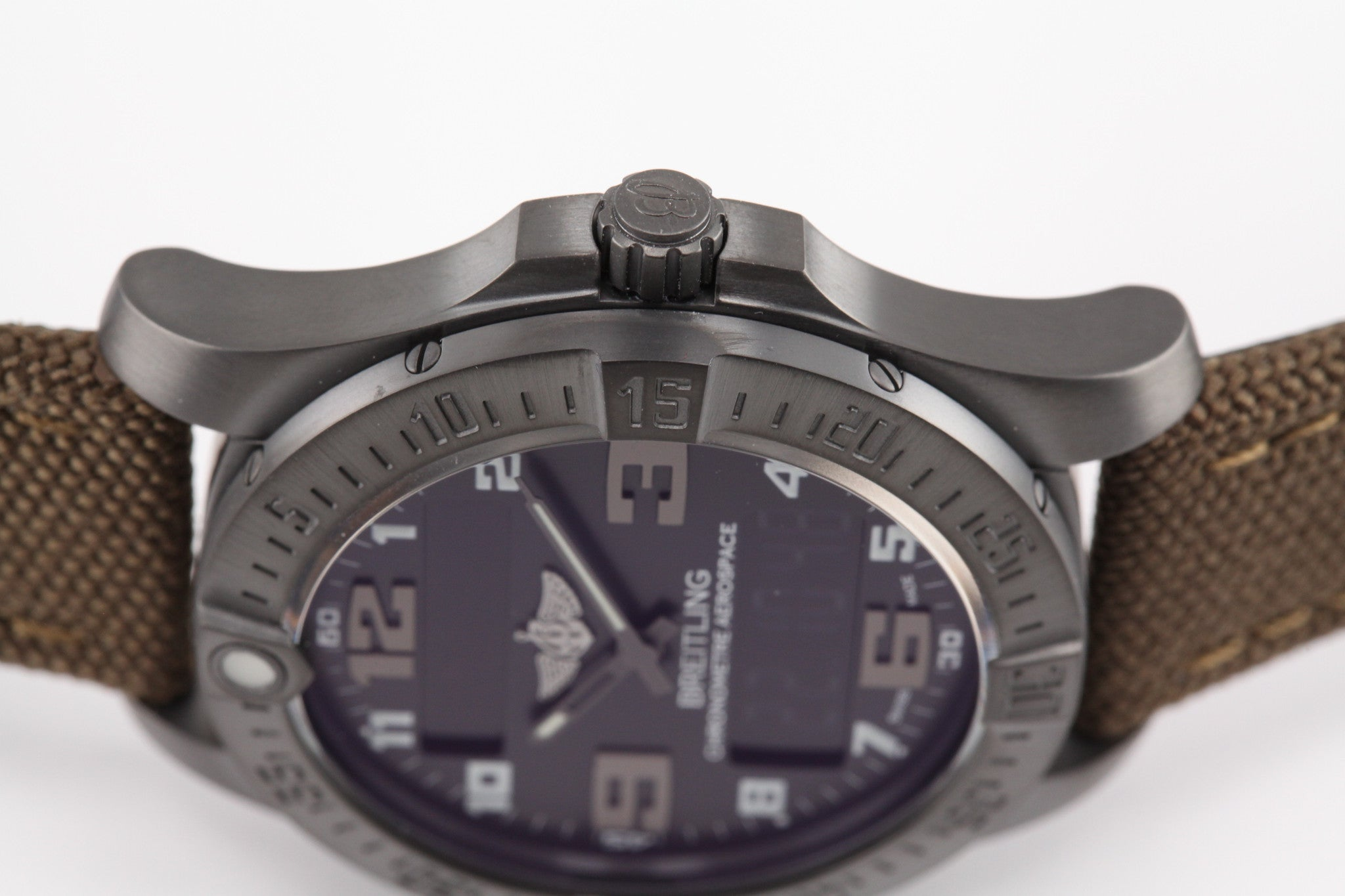 Breitling Aerospace Evo Night Mission Black