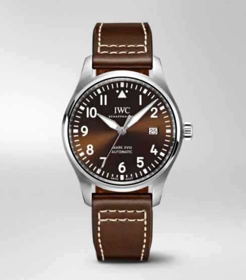 IWC Pilot Mark XVIII Edition Automatic Brown