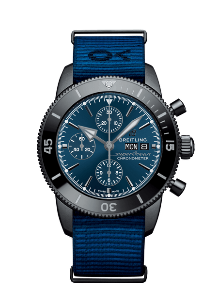 Breitling Superocean Héritage Chronograph 44 Outerknown - The Luxury Well