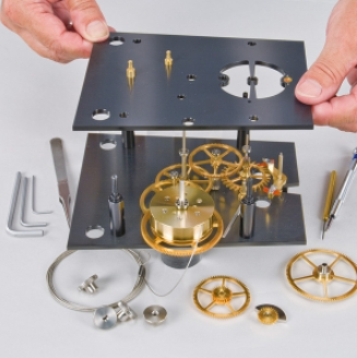Erwin Sattler Mechanica M1 Upgrade Kit: ASSEMBLY BY THE MANUFACTURE