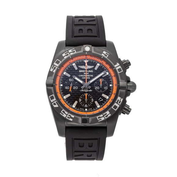 Breitling Chronomat Chronograph Automatic Black 44mm - The Luxury Well