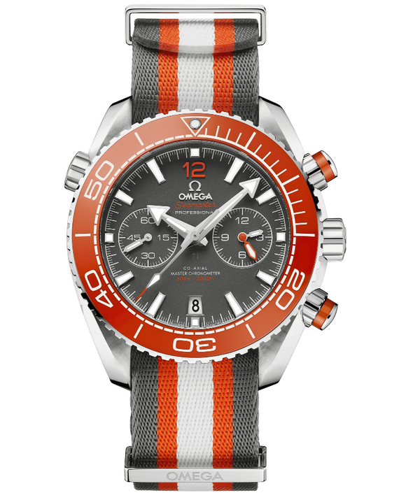 Omega Seamaster Planet Ocean 600M- Co-Axial Master Chronometer Chronograph 45.5 mm