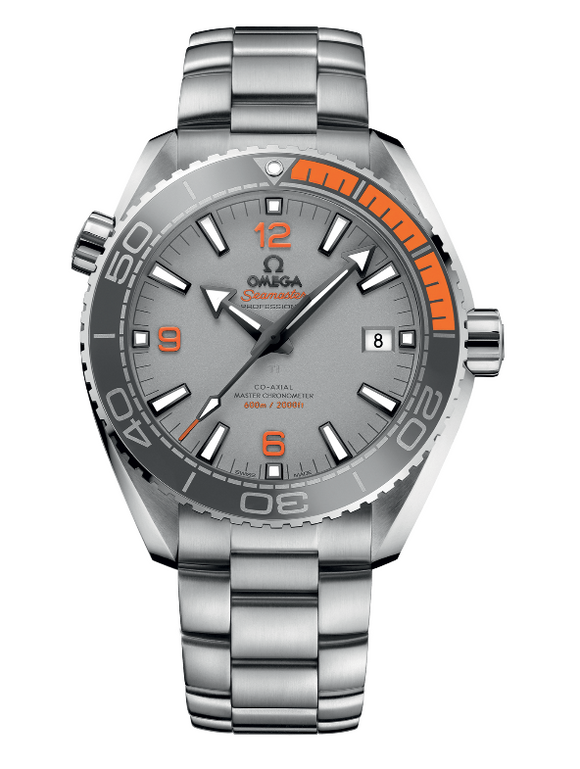 Omega Seamaster Planet Ocean 600M Co‑Axial Master Chronometer 43.5 MM Ref. 215.90.44.21.99.001