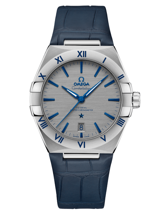 Omega Constellation Co-Axial Master Chronometer 39 MM