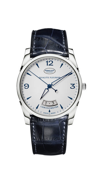 Parmigiani Tonda 39 QF 39mm silver dial - The Luxury Well