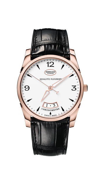 Parmigiani Tonda 39 QF 39mm white dial - The Luxury Well
