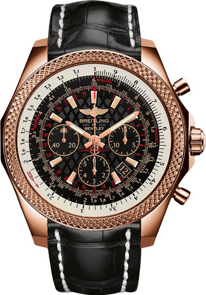 Breitling Bentley B06 Chronograph 18k Rose Gold - The Luxury Well