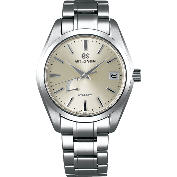 Grand Seiko Spring Drive Champagne Dial (New Model) - The Luxury Well