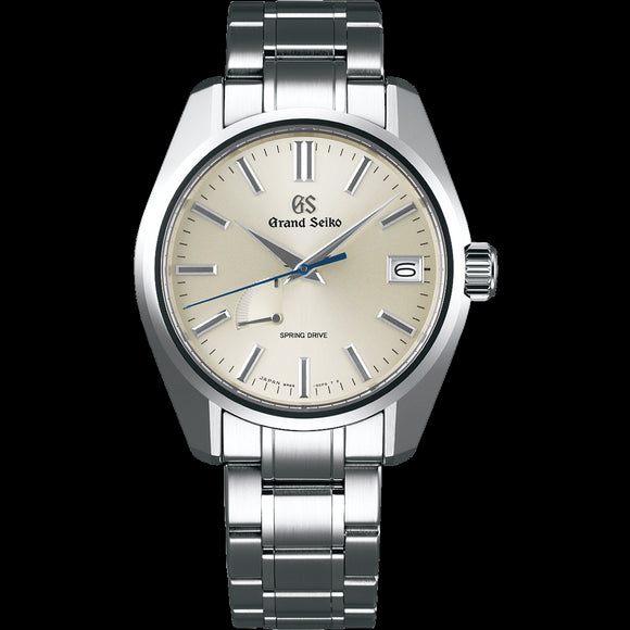 Grand Seiko Spring Drive Champagne Dial (2019 Model) - The Luxury Well
