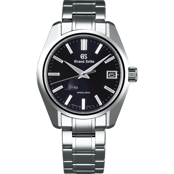 Seiko Grand Seiko Spring Drive Blue (New Model 2019) - The Luxury Well