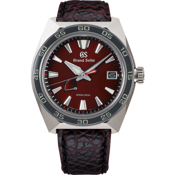 Grand Seiko Godzilla 65th Anniversary Limited SBGA405 - The Luxury Well
