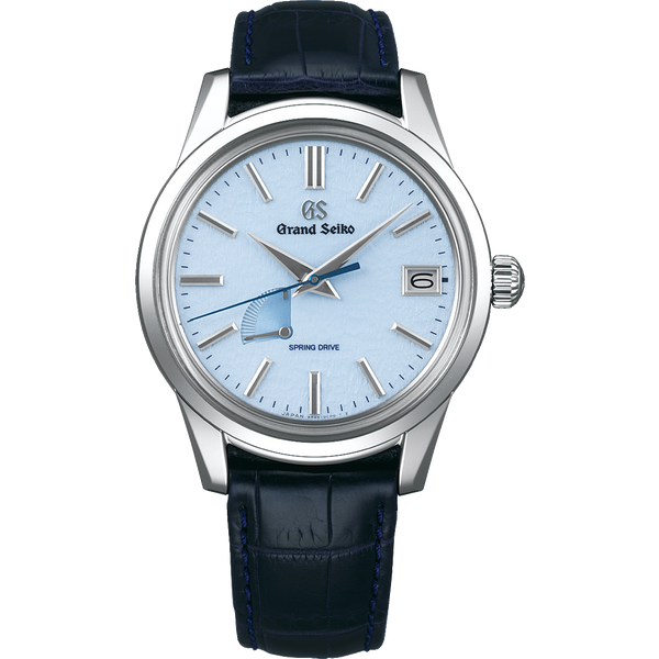 "Grand Seiko Spring Drive ""Snow Flake"" Skyblue (2019) Blue - The Luxury Well"