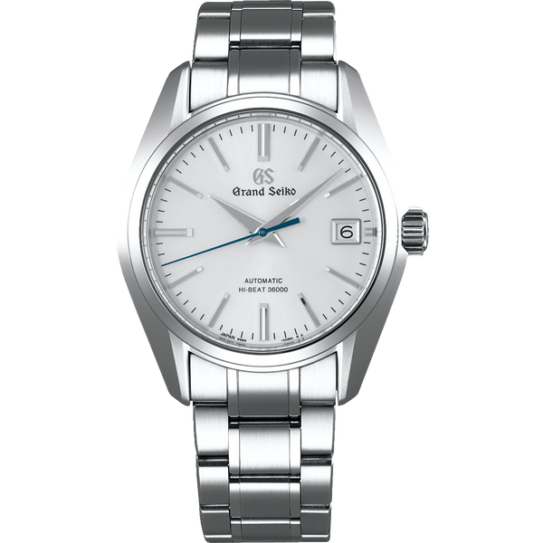 Grand Seiko Automatic Hi Beat Silver Dial (New Model) - The Luxury Well
