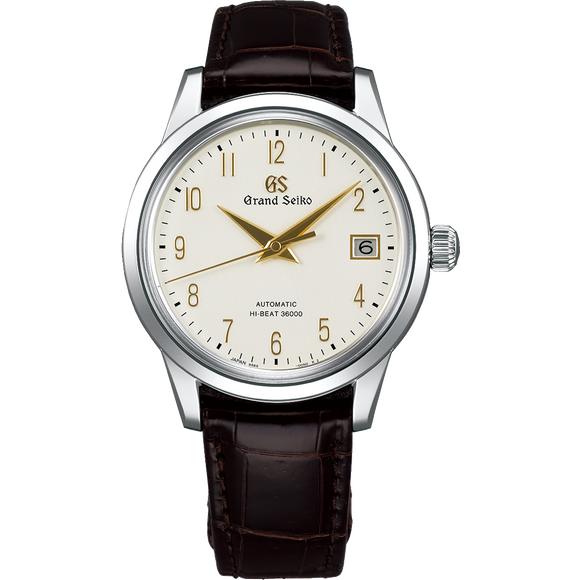 Seiko Grand Seiko Hi Beat Automatic Classic Shironeri Boutique Edition - The Luxury Well