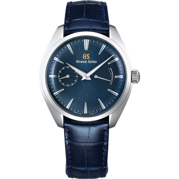 Grand Seiko Limited Edition Blue Dial Manual Wound SBGK005 - The Luxury Well