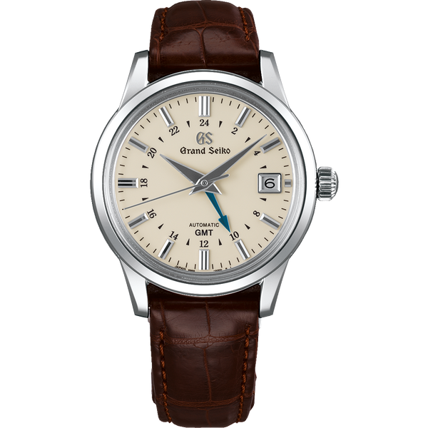 Seiko Grand Seiko Automatic GMT SBGM221 - The Luxury Well
