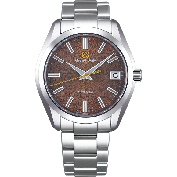 Grand Seiko Limited Edition Brown SBGR311 - The Luxury Well