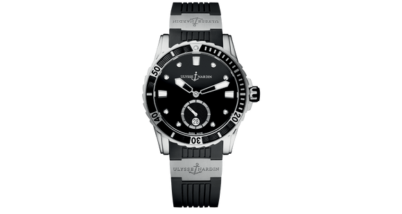 Ulysse Nardin Lady Diver Stainless Steel - The Luxury Well