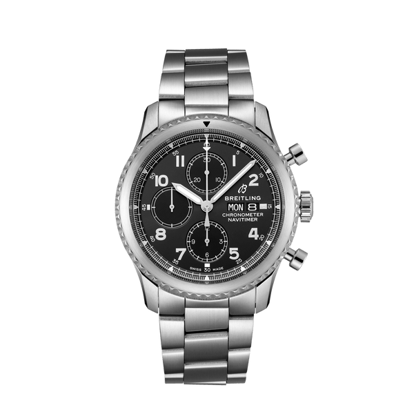 Breitling Navitimer 8 Automatic Chronometer Steel - The Luxury Well