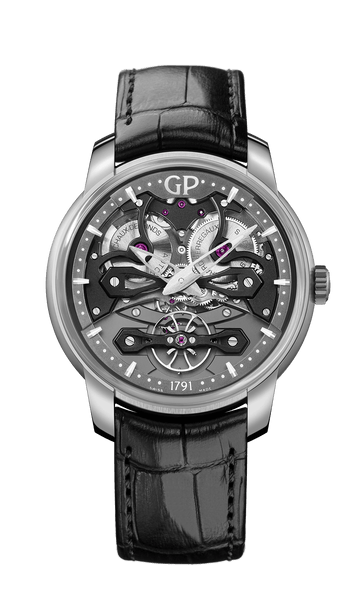 Girard Perregaux Bridges Neo Bridges Automatic (inspired Neo-Tourbillon) - The Luxury Well