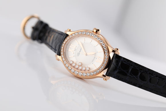 Chopard Happy Sport Oval - The Luxury Well