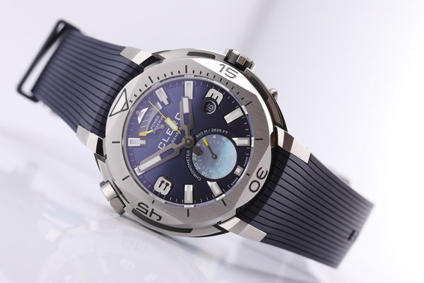 Clerc Hydroscaph GMT - The Luxury Well