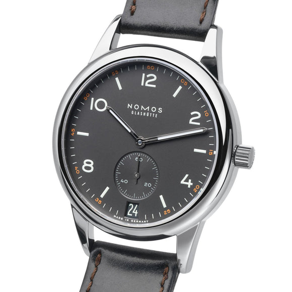 NOMOS Club Automat Datum Dunkel Ref. 774 - The Luxury Well