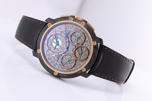 Guy Ellia Jumbo Chrono - The Luxury Well