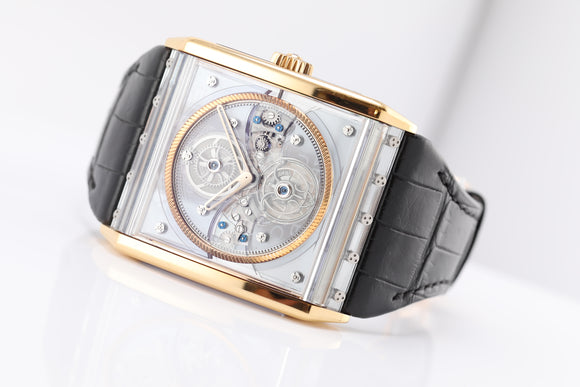 Guy Ellia Tourbillon Zephyr - The Luxury Well