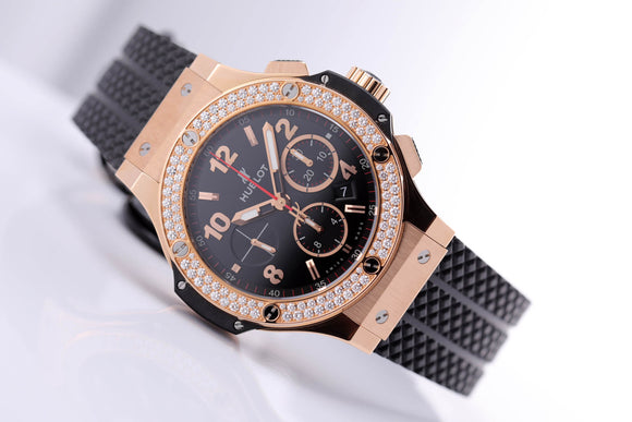 Hublot Big Bang Rose Gold - The Luxury Well