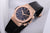 Hublot Classic Fusion Chronograph rose gold black dial - The Luxury Well