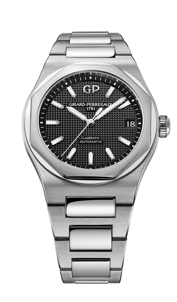 Girard Perregaux Laureato 42mm - The Luxury Well