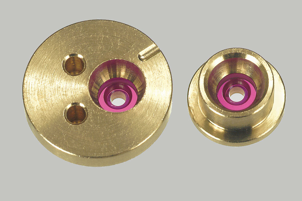 Erwin Sattler Mechanica M4 Upgrade Rubies for escapement leaver bearings