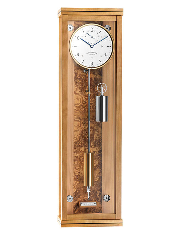 Erwin Sattler Mechanica M4 Exclusive DIY kit for Modern Precision Pendulum Clock - The Luxury Well
